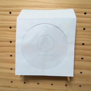 CD 白色紙套 100裝