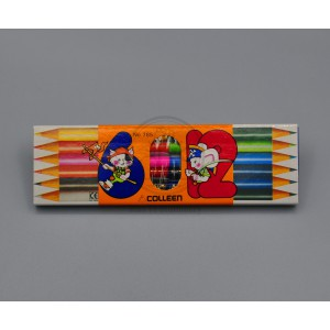 COLLEEN 克麗牌 雙頭木顏色筆