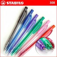 STABILO 思筆樂 liner308系列原子筆