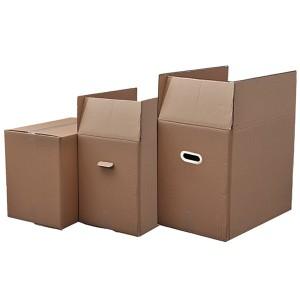 收納搬家紙箱 有扣