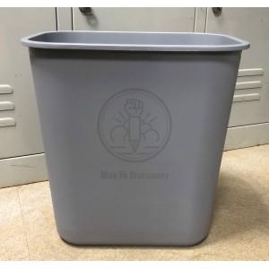 HIUS 辦公室垃圾桶 灰色