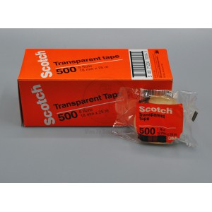 3M Scotch 500 透明膠紙