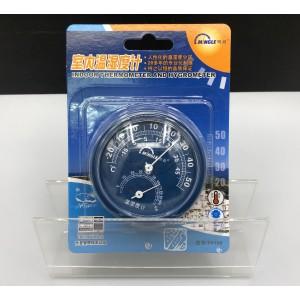 MINGLE 明高 TH108 圓形室內溫濕度計