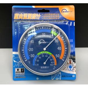 MINGLE 明高 TH101B 圓形室內溫濕度計