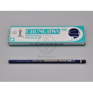 CHUNG HWA 中華牌 101素描用鉛筆
